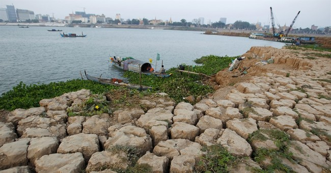 Chinese dams blamed for exacerbating Southeast Asian drought