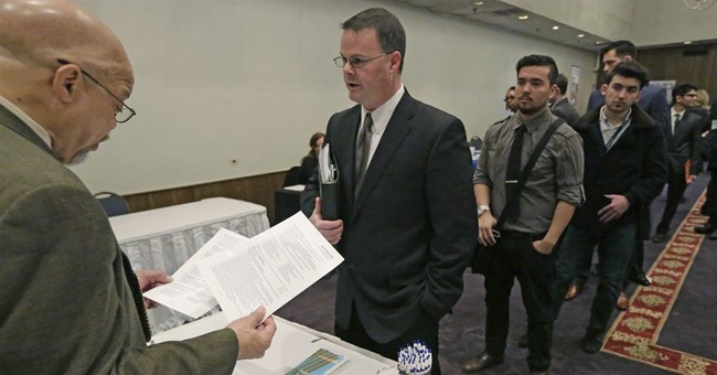 Job-seekers return at fastest pace since before recession