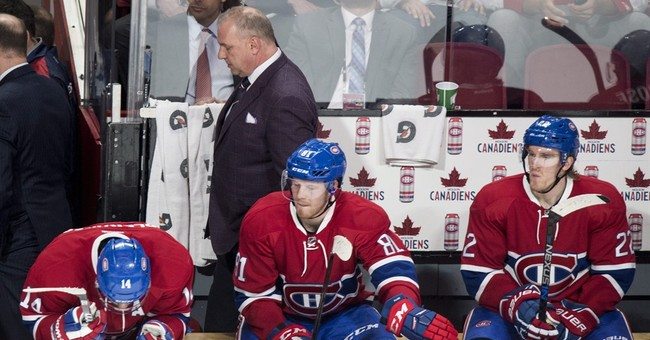 Canada's NHL playoff shutout has 'painful' ramifications