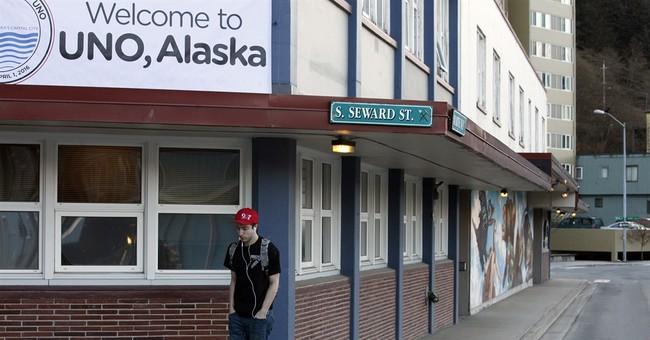 No joke: Alaska city temporarily renamed for card game UNO