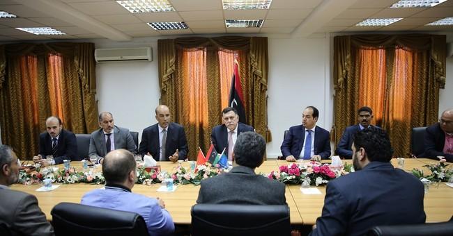 EU sanctions 3 top Libyans for blocking UN-backed government