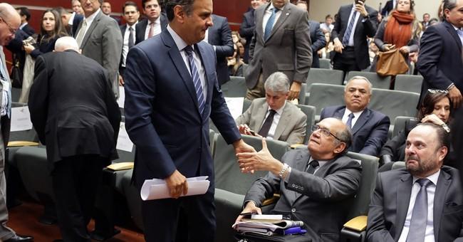 AP Explains: Why Brazilian prez faces impeachment