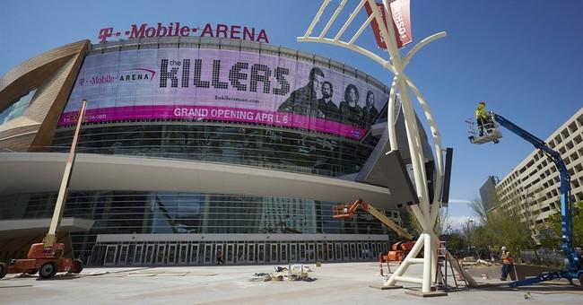 Killers and Mr. Las Vegas to open splashy Strip arena