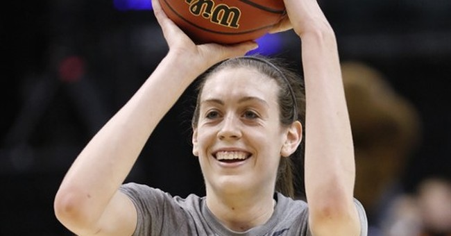 Breanna Stewart is AP Player of the Year for 3rd time
