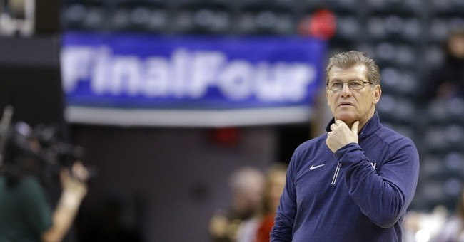 UConn's Geno Auriemma wins AP Coach of the Year for 8th time