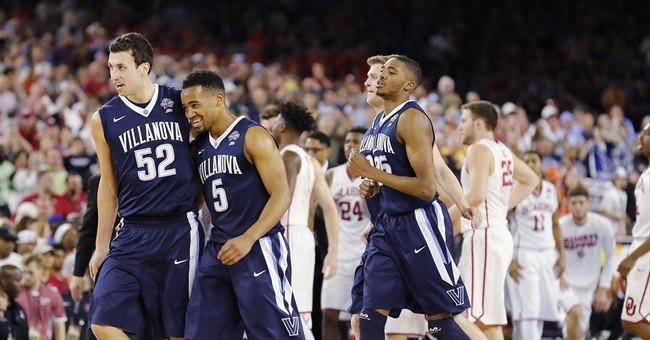 Villanova shoots past Oklahoma in Final 4 to NCAA title game
