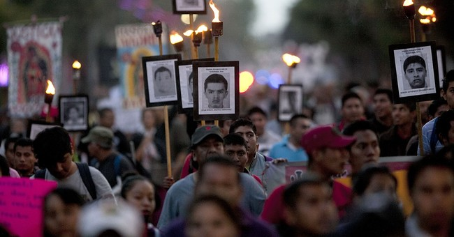 Argentine experts question report on missing Mexico students
