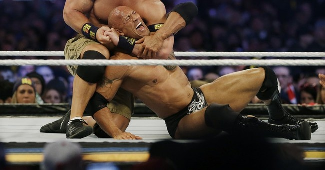 WWE's WrestleMania looks to upstage NCAA Final Four in Texas