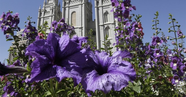 The Latest: Mormon leads calls for embrace of all children
