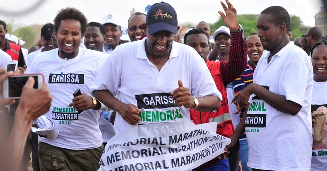 Kenya marks university attack anniversary that killed 148