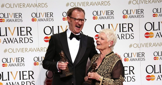 Winners of London's 2016 Olivier stage awards