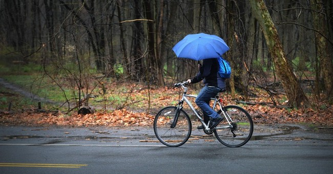 Snow, thunder, rain: East Coast sees it all as April opens