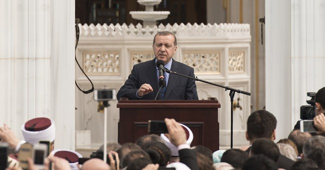 Turkish president: We stand with Azerbaijan 'to the end'