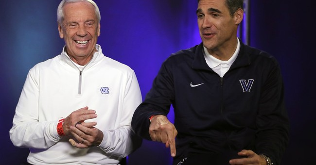 Roy Williams could join coaching royalty with another title