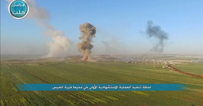 In Syria, attack on Kurdish neighborhood in Aleppo kills 9