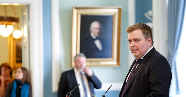 Icelandic PM proposes party's vice chairman take over