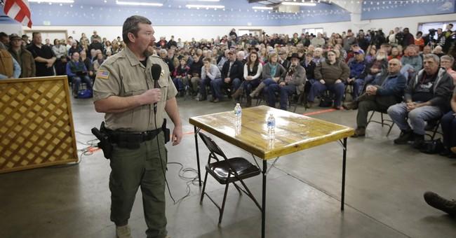 Standoff sheds light on conservative sheriffs group
