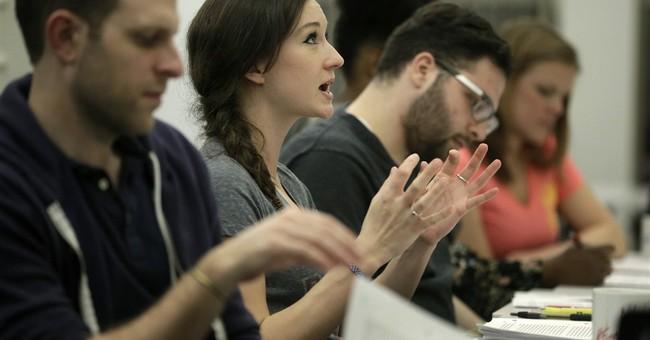 'Finish Line': Play tells stories of Boston Marathon bombing
