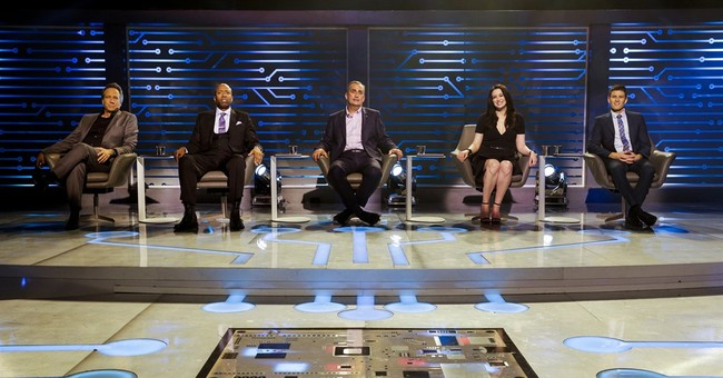 Trump-ian move? Intel CEO plugs into power of reality TV