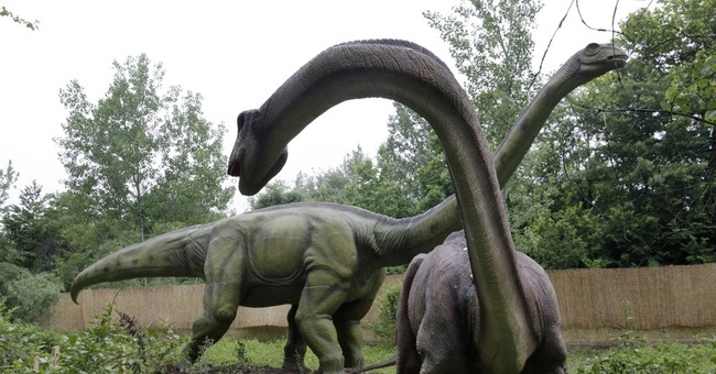 Dinosaur theme park moving to new location in New Jersey