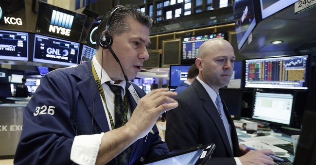 Asian stocks droop after Wall Street decline