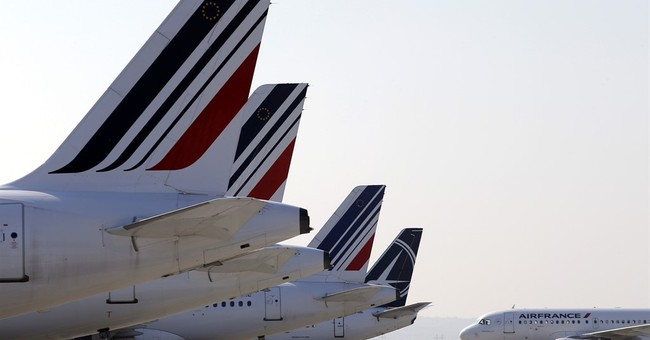 Air France crew allowed to refuse to work on route to Iran