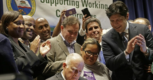 Uncertainties shadow California plan for nation-leading wage