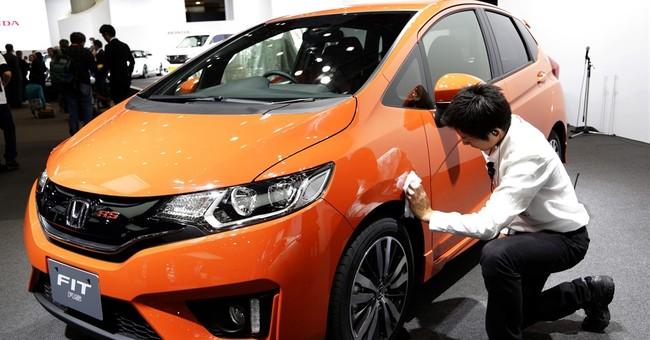 Honda recalls 160,000 Fit and Vezel vehicles in Japan