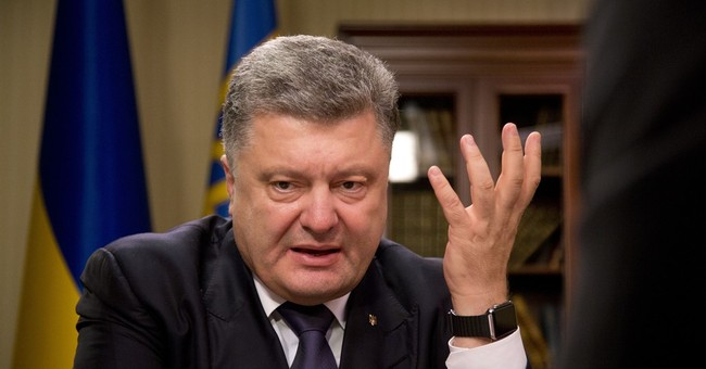 Ukrainian president under fire over Panama Papers