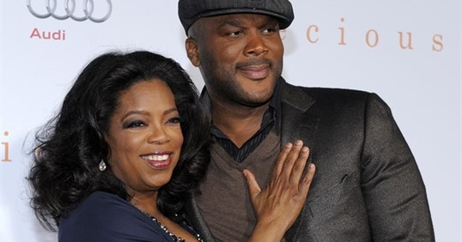 Winfrey, Perry talk friendship and 'rare' place in power