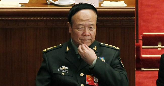 China military to prosecute former top general over bribery
