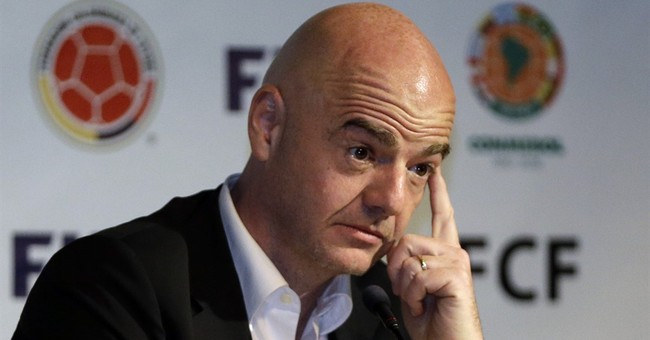 FIFA head Infantino defends reputation after media reports