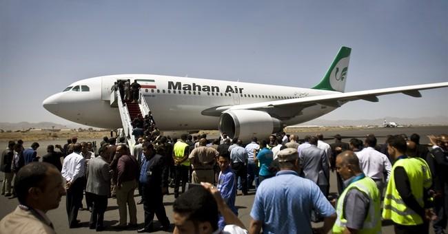 Saudi Arabia bans Iran's Mahan Air from flying into kingdom