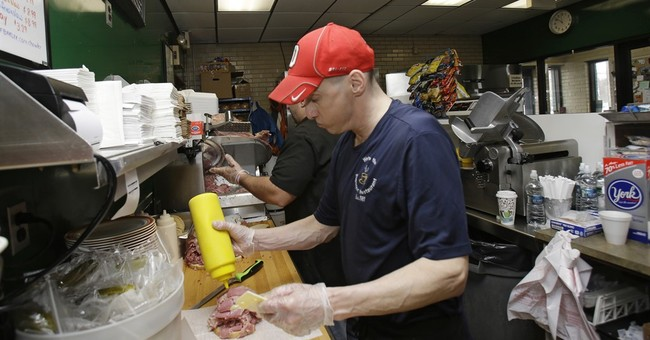 Growth at US services firms rebounds in March