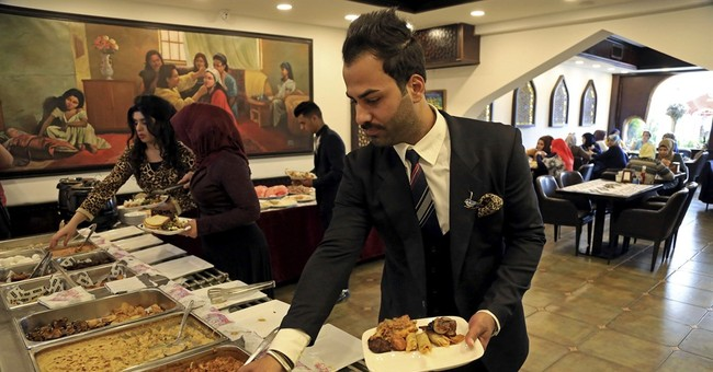 Iraq's food business grows despite war, economic slump