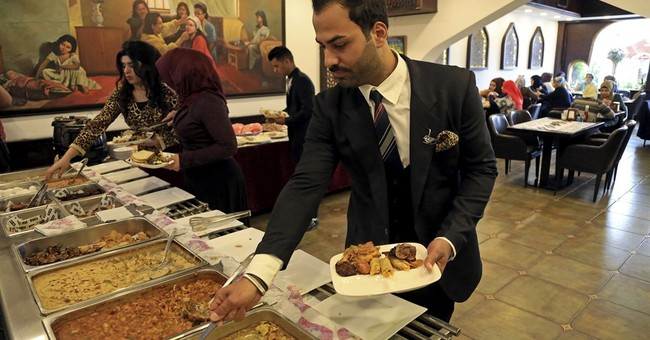 Iraq's food business grows despite war, economic slump