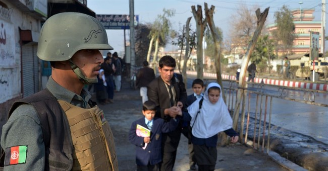 As Afghan war escalates, schools forced to close