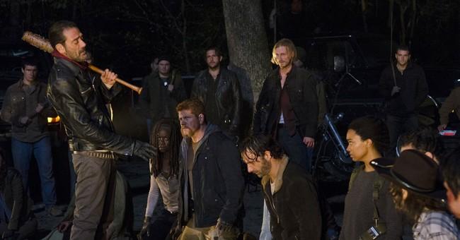 Nielsen says 14.2  million watched 'Dead' cliffhanger