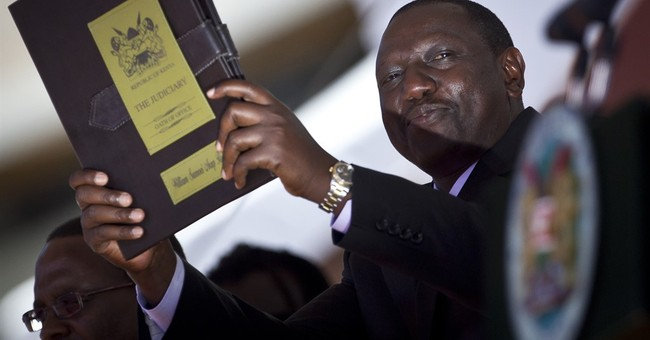 Intl court dismisses case against Kenya's deputy president