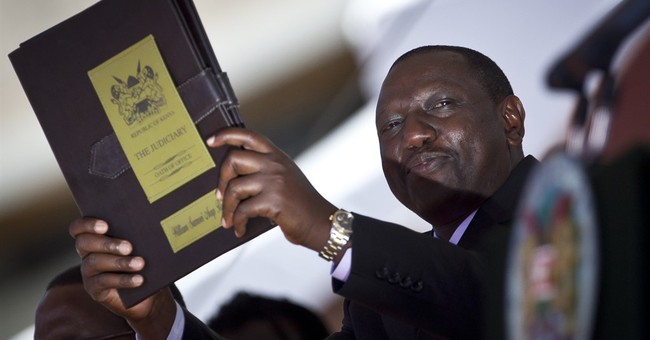 Intl court dismisses case against Kenya's deputy president