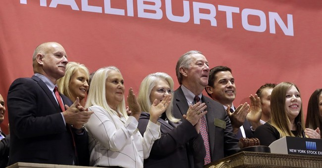 AP source: US to try to block Halliburton from buying rival