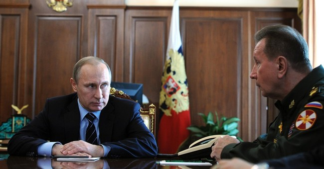 Putin creates new law enforcement body, the National Guards