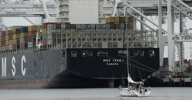 US trade deficit rises in February to 6-month high