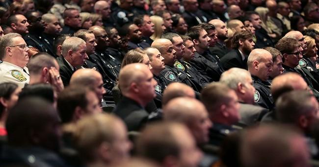 Funeral held for Virginia trooper slain at bus station