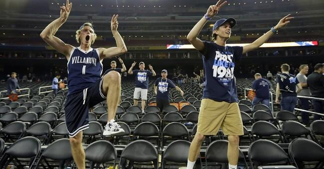 NCAA championship's TV viewership down big from last year