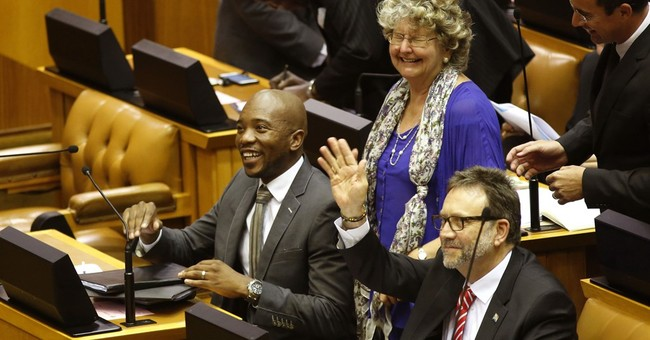 South African parliament rejects motion to remove president