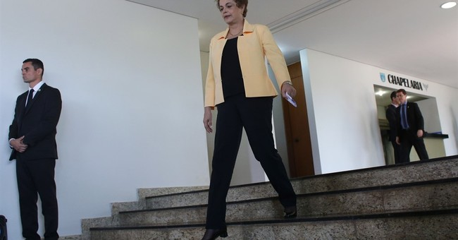 Top Brazil court orders opening of impeachment against VP