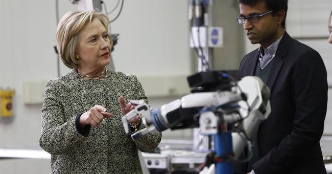Clinton hits Sanders on gun control, sharpens attacks