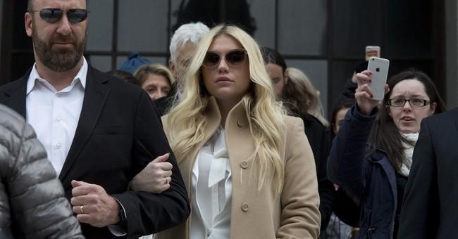 The Latest: Dr. Luke declines comment on Kesha case ruling