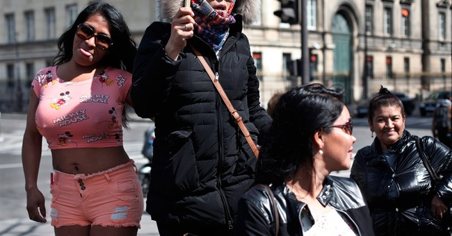 French lawmakers vote on punishing prostitutes' clients